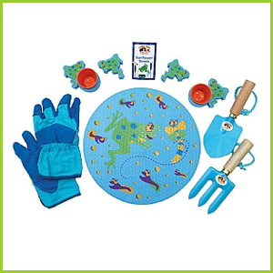 Frog Activity Growing Kit