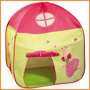 Princess Fushia Play Tent
