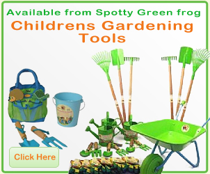 Childrens Gardening Tools - click to buy